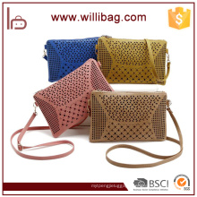 Woman Messenger Bags Lady Wallet Bags Factory Cheap PU Stuff Shoulder Bags