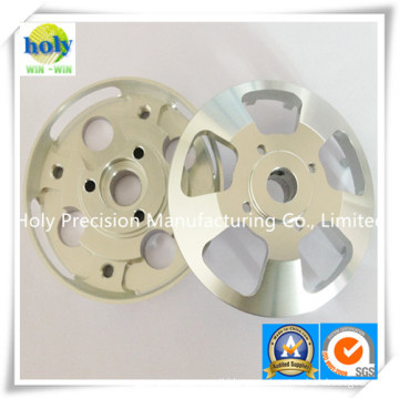 Mecanizado de piezas mecánicas de aluminio 7075 T6 (MQ2022)