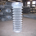 Low Price Hot-DIP Galvanized Chain Link Fence