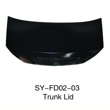 FORD MONDEO 2004-2006 Trunk Lid
