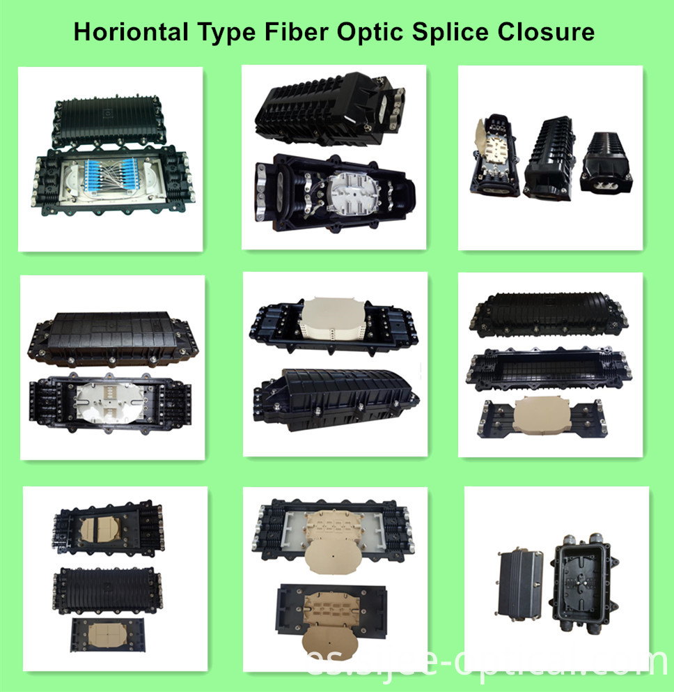 Fiber Optic Splice Closure