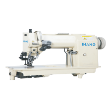 High quality Double Needle Hole Stitch Sewing Machine