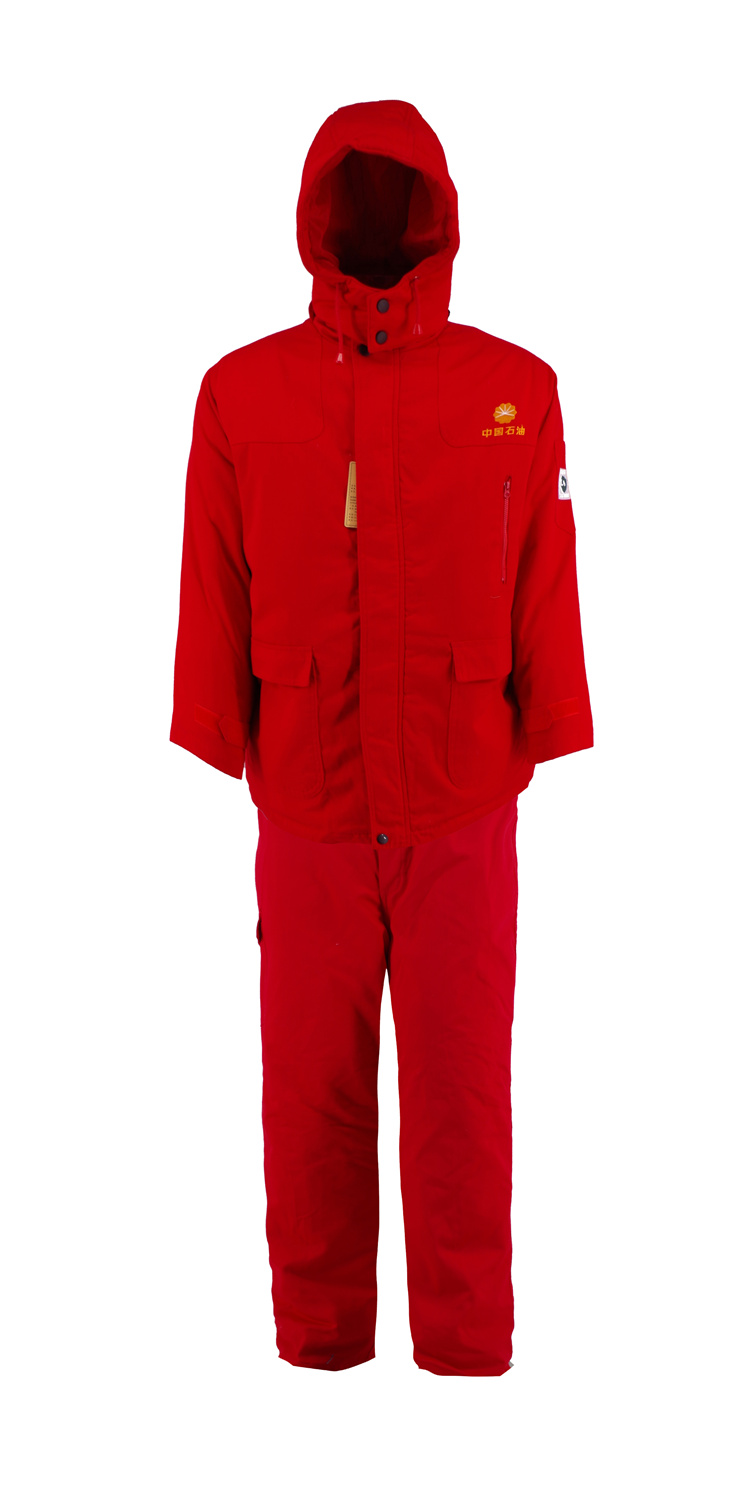Red Petrochemical Industry Workclothes 2