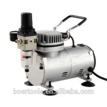 1/мини-воздушный компрессор 6лошадиная сила с портативный аэрограф компрессор фильтр