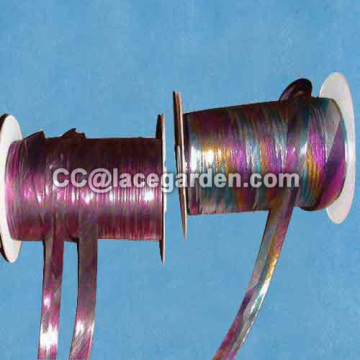 Multi Metallic Bias Tape
