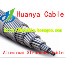 Cable trenzado de aluminio