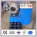 Máquina de prensado hidráulico de la manguera del funcionamiento confiable