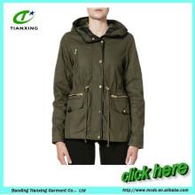Новая военная куртка для молодых леди