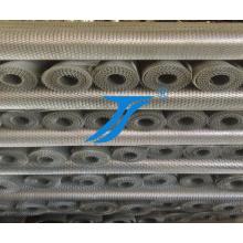 Le maille de diamant 304 a augmenté le métal augmenté par maille de métal / acier inoxydable