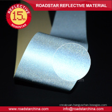 high quality reflections Synthetic pvc foam leather