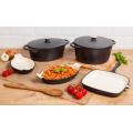 Amazon hot sale cast iron cookware