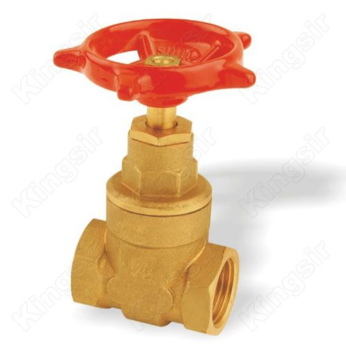 Gate Valve with Helm Handle