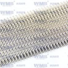 Regelmäßige S-Form Schweißkanten Compound Balanced Weave