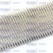 Regular S-Shape Welding Edges Compound Balanced Weave