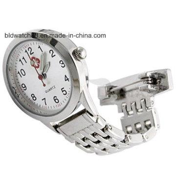 Relógios personalizados Fob para estudantes de enfermagem