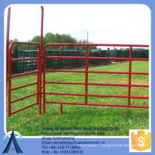 horse rail fence
