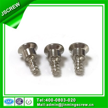 Chrome Plated Truss Head M4 Self Tapping Screw