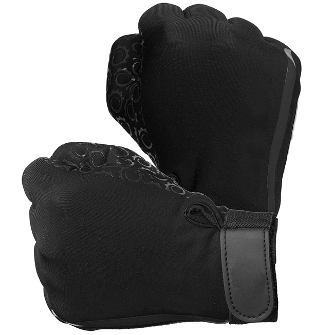 Black Touch Screen Gloves