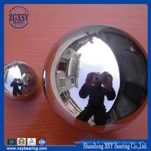 0,35 mm ~ 200mm G8 bola de aço cromo 52100 rolamento de precisão