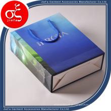 Eco-Amigável & Recicl Customized Paper Art Bag