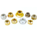 Hex stainless steel Aluminum alloy nut