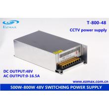 48V Fuente de alimentación de conmutación Fuente de alimentación industrial CCTV Fuente de alimentación