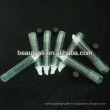 Labio bálsamo tubo tubo de plástico suave para lipgloss