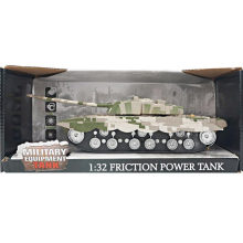 Military 1: 32 Camouflage Toy Tanks Toy