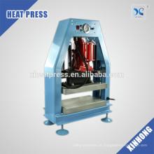 Placas pneumáticas de aquecimento duplo máquina de pressão de sopa de colofónia FJXHB5-N1