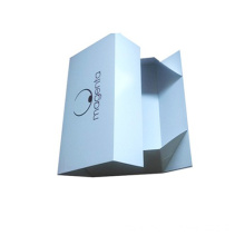 Flat Pack Foldable Paper Packaging Box