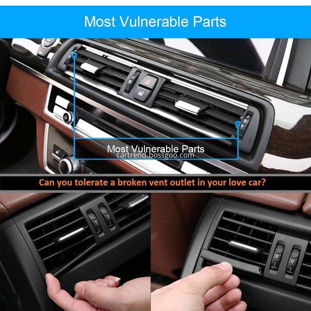 Air Vent Dashboard Console