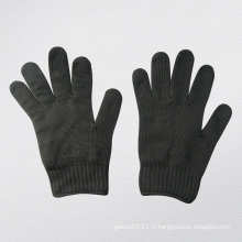 Gant de protection anti-coupure en maille métallique-2354