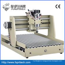CNC Milling Machine for Wood Stone Metal PVC Plastic Processing