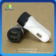 Hot sale 4.8A/2.4A 2 port car charger popular dual usb car charger for mobile phone