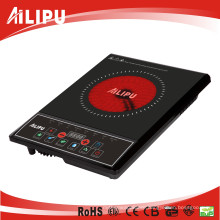 Ailipu Cheapest Single Button Control Hi-Light Cooker Model Sm-Dt209