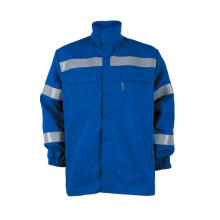 Combinaison de sécurité FR avec vêtements de travail à ruban réfléchissant