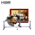 Multi Color Wall Murals Printing Equipment