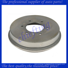 DB4136 BF254 8942268291 568062 E3FZ1107B meilleurs tambours de frein pour opel campo