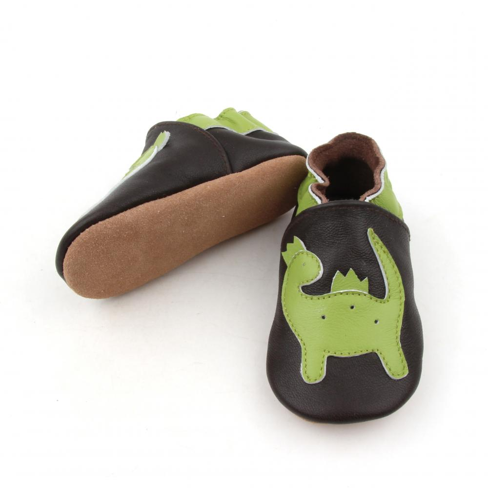 New Arrival Baby Soft Leather Unisex Baby Loafer