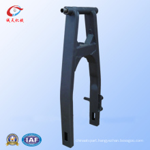 Good Price Motorcycle Rear Fork with Black Paiting