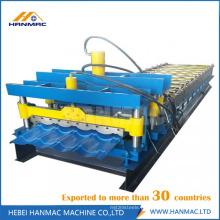 Máquina formadora de telha vitrificada popular