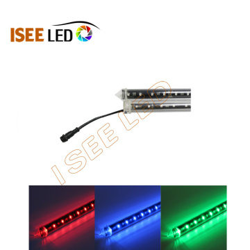 WS2811 DC15V Amusement SPI 3D LED أنبوب الضوء