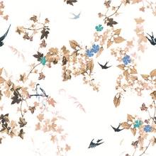 Wholesale Digital Printed Satin Silk Fabric (TLD-0090)