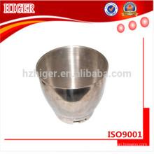 Réservoir d'eau en aluminium sur mesure