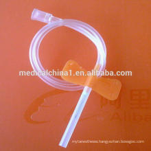 Disposable Scalp Vein Needle / Butterfly Needle for Medical Use