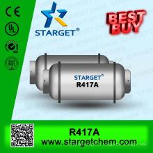 Gaz réfrigérant r417a à bon prix et haute pureté 99,9%