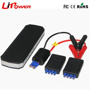 19200mah 36000mAh Diesel & gas 24v rechargeable battery pack 12v/24v jump starter