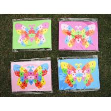 Ребенок ребенок разбить совместный номер алфавит EVA пены головоломки Матем математики письма образовательные игрушки Рождественский подарок