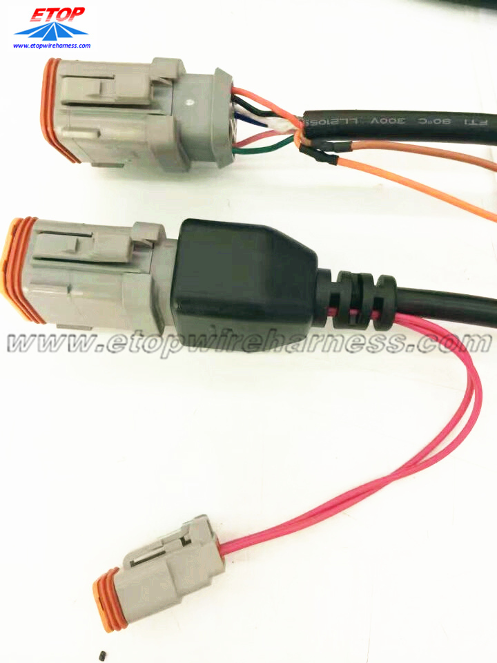 Deutsch Molded Cable Assembly
