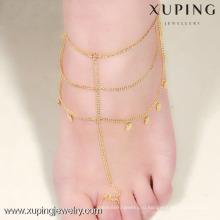 Xuping Jewelry золотые браслеты, браслеты женские